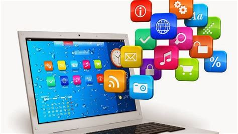 What are the different types of computer software