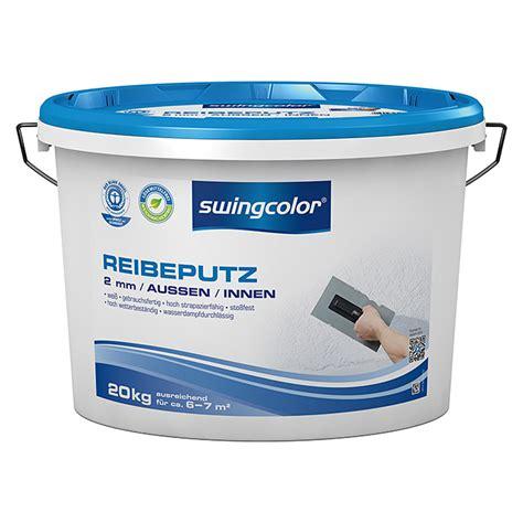 reibeputz 2 mm swingcolor reibeputz wei 223 20 kg korngr 246 223 e 2 mm bauhaus