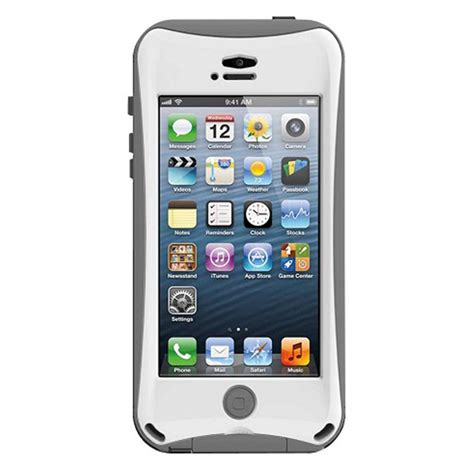 waterproof iphone 5s eco sealcase slim waterproof cell phone for iphone