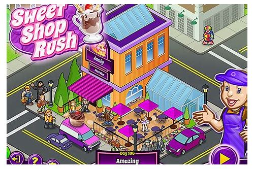 candy shop games free download