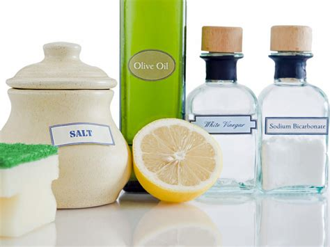 15 Ways to Clean with Natural Products