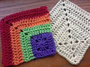 crochet squares mitered crochet square the sparkly toad