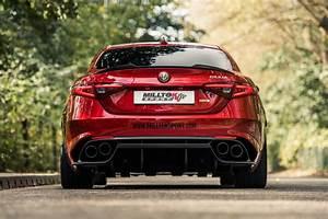 Alfa Romeo V6 : alfa romeo giulia quadrifoglio 2 9l v6 bi turbo performance exhaust systems now available ~ Medecine-chirurgie-esthetiques.com Avis de Voitures