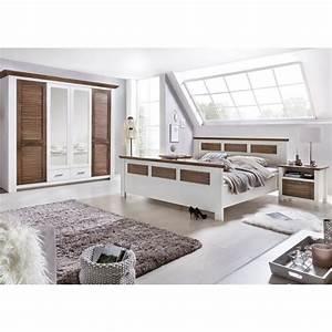 Komplettes Schlafzimmer Kaufen : laguna schlafzimmer set mit schrank 4 trg bett 200x200 ~ Watch28wear.com Haus und Dekorationen