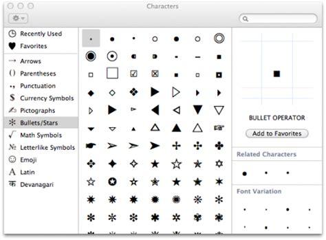 Mac Keyboard Symbols For Apple Computers