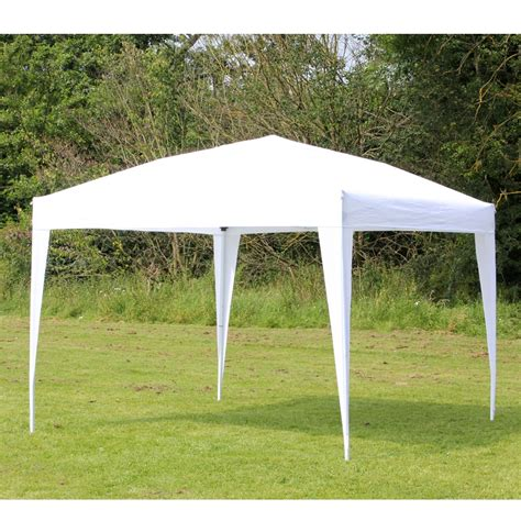palm springs ez pop  white canopy gazebo tent  walmartcom