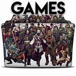 Folder Icon Games Deviantart Deviant