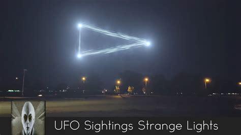 Ufo Sightings Strange Lights In The Sky February 22nd 2017