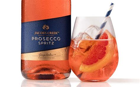 Jacob's Creek Targets Fizzy Wine Trend With New Prosecco