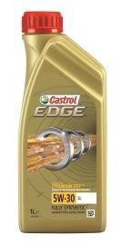 castrol 15669e edge motoröl titanium fst 5w 30 ll 5l edge ti fst 5w30 fuldsyntetisk longlife 3 olie 1l castrol landberg dk