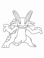 HD Wallpapers Swampert Coloring Pages