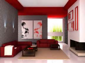 ideas best color to paint living room with red themes