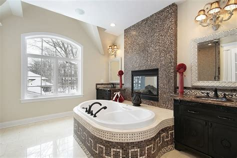 40 Luxurious Master Bathrooms (most With Incredible Bathtubs