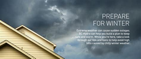 ready  winter avoid high bills prepare  power