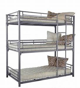 Triple Bunk Bed For Sale - WoodWorking Projects & Plans
