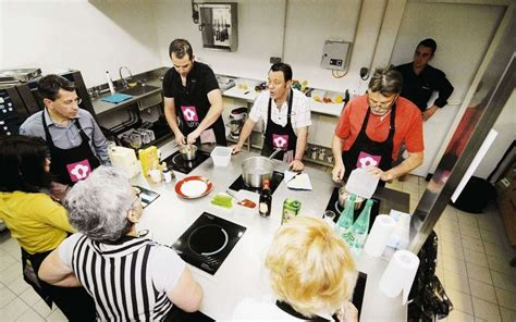 un cours de cuisine sans stress entre deux courses sud
