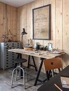 Mur En Bois Intérieur Decoratif : un mur en bois chez soi pour cr er une ambiance singuli re ~ Teatrodelosmanantiales.com Idées de Décoration