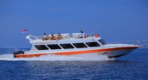 Fast Boat A Gili by Gili Gili Fast Boat From Serangan And Padang Bai To The