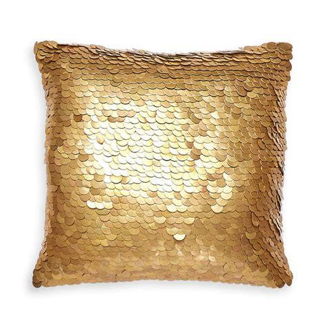 gold throw pillow talitha discs gold throw pillow 12 x 12 jonathan adler