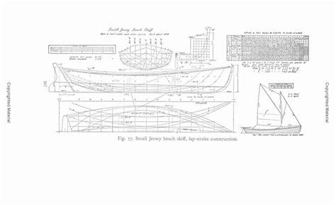 Jersey Skiff Boat Plans by Pdf Jersey Skiff Boat J Bome