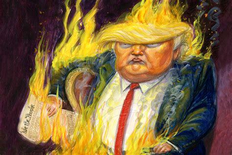 impeach donald trump rolling stone