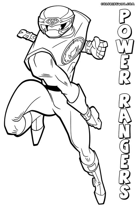 power rangers coloring book power rangers coloring pages coloring pages to