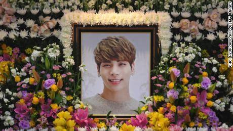 death note 2017 full quot jonghyun fans mourn death of shinee k pop star cnn