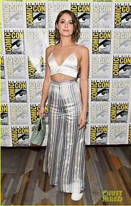 Willa Holland at the Comic-Con 2017 | Comic-Con ...