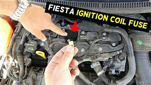 Ford Fiesta Ignition Coil Fuse Mk7 St