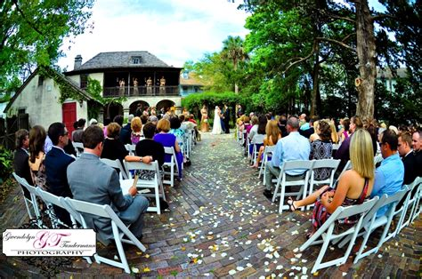 real wedding historic st augustinetruly engaging wedding