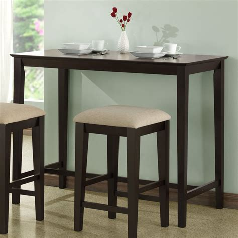 Kitchen Table Bar Height by Monarch Specialties I 1359 Counter Height Kitchen Table