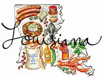 Louisiana Clipart Bring State Bayou Eats Cajun