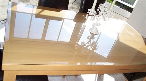 custom glass table tops custom glass table tops for your new furniture janssen glass