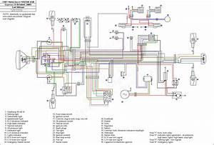 Yamaha V Star 650 Wiring Diagram Tach