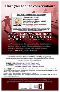 National Healthcare Decisions Day 2018 – NJ TREC