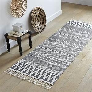 tapis de couloir doryle la redoute interieurs deco With tapis ethnique avec prix canapé monsieur meuble