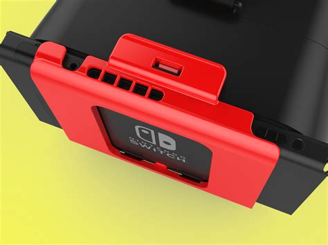 canadian accessory manufacturer reveals nintendo switch
