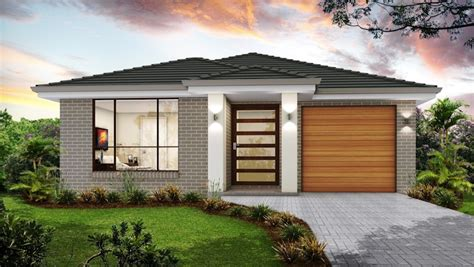 Narrow Home Designs Sydney  The Best Narrow Block Home