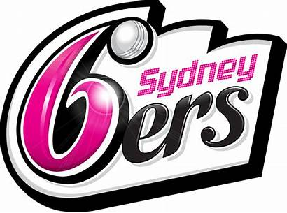 Sixers Sydney Bash Cricket League Logos Bbl