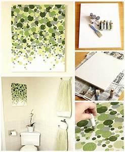 Easy diy ways to make your walls look uniquely amazing