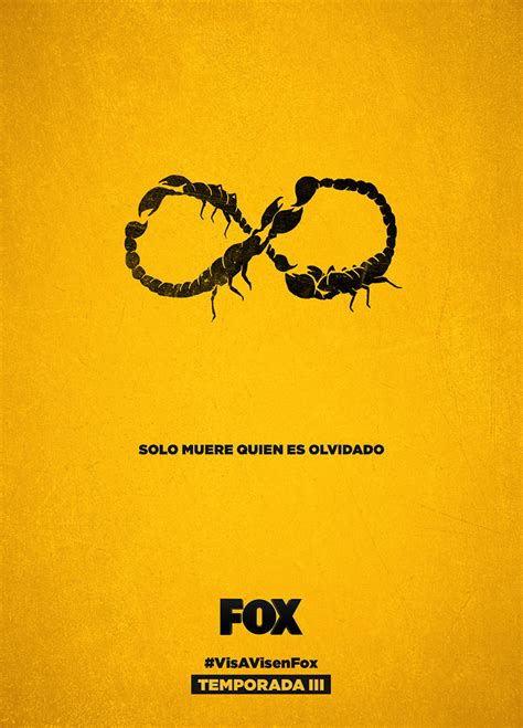 artwork vis  vis en fox cuarta temporada