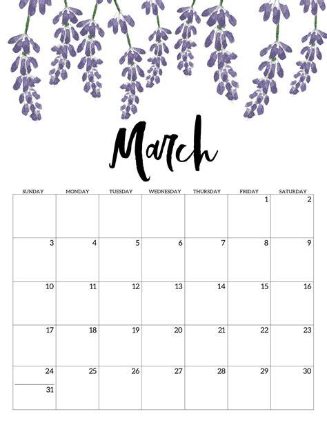 march calendar tumblr