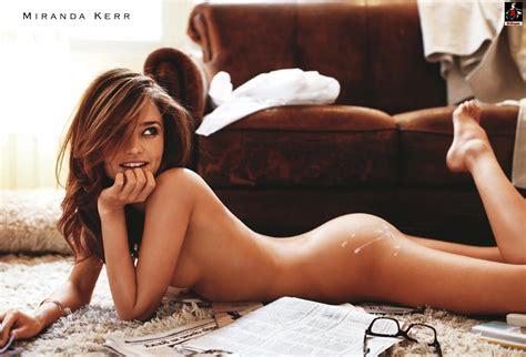 Miranda Kerr Nude Fakes Hot Girls