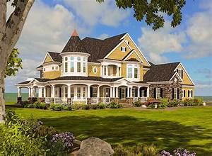 Magnificent, Shingle, Style, Dream, Home