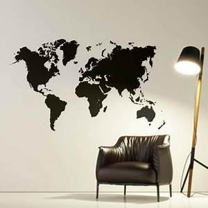 Carte Du Monde Sticker : les 25 meilleures id es de la cat gorie carte murale du monde sur pinterest fond d 39 cran monde ~ Dode.kayakingforconservation.com Idées de Décoration