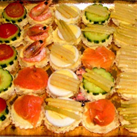 canap 233 s ronds recette pour un buffet maison