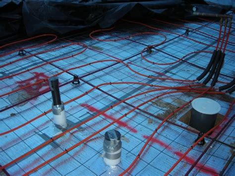 Radiant Floors Inc Denver by Hydronic Radiant Floor Heating In Post Tension Slab On