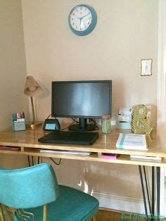Creating A Small Home Office by Craft Room Idea Box By Cynthia H Hometalk