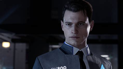 You can download it and use it as your desktop wallpaper. Detroit: Become Human 4k Ultra HD Wallpaper   Background ...