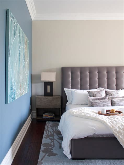 Photos Hgtv Contemporary Bedroom Retreat With Tufted Gray